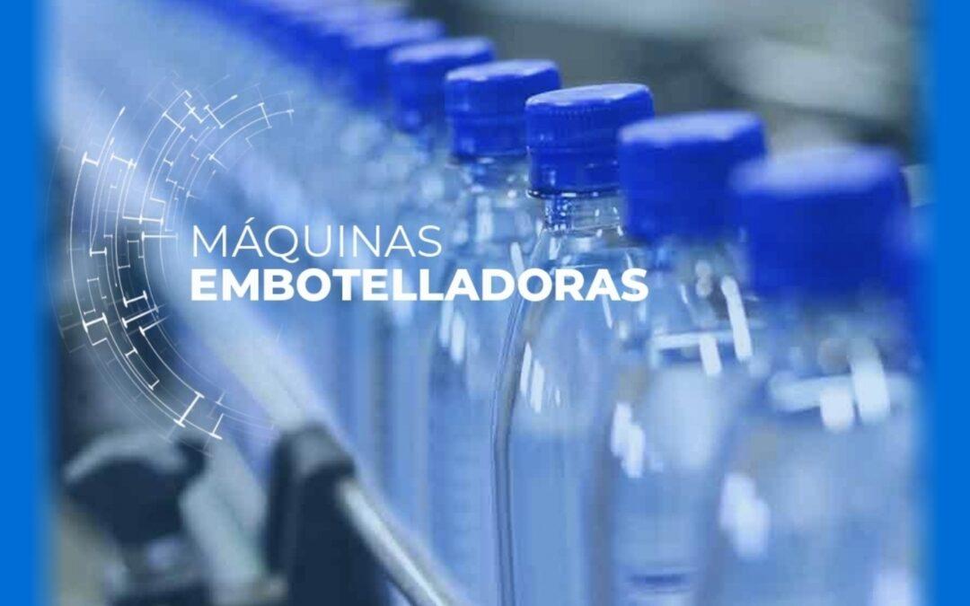 Línea automática para embotellar 10.000 botellas/Hr.